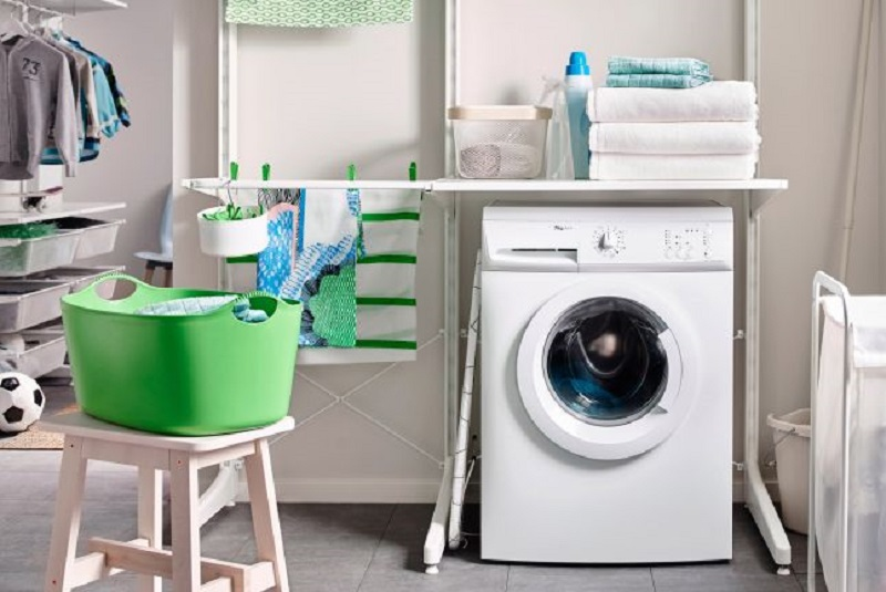 Webinar report - Efficient laundries of 2021