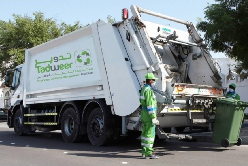 Tadweer Collects Over 1.05 Million Tons of Domestic and Farm Waste in H1 2020