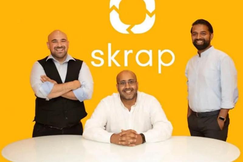 Proptech startup Skrap raises £1.2m