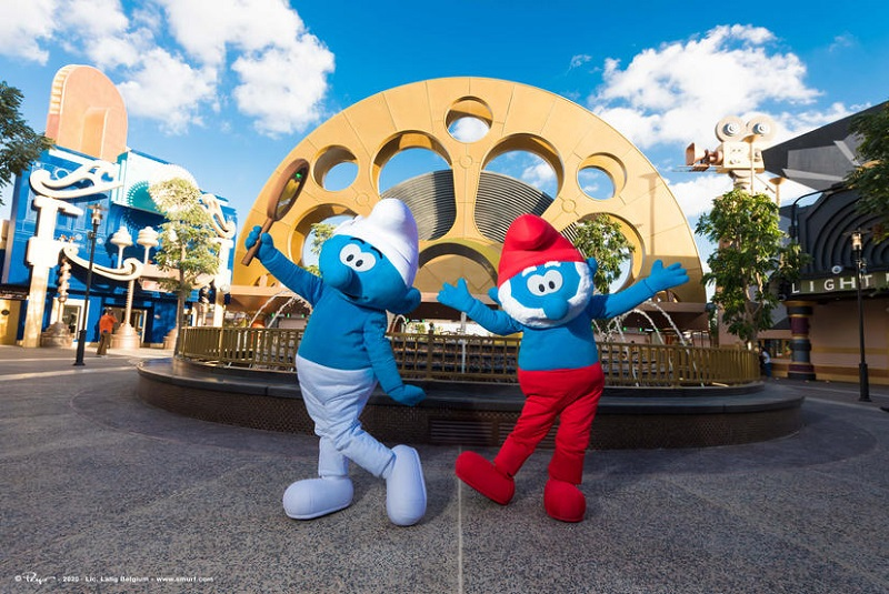 Dubai Parks and Resorts reopens with improved hygiene