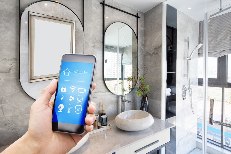 Upgrading the Smart Washroom