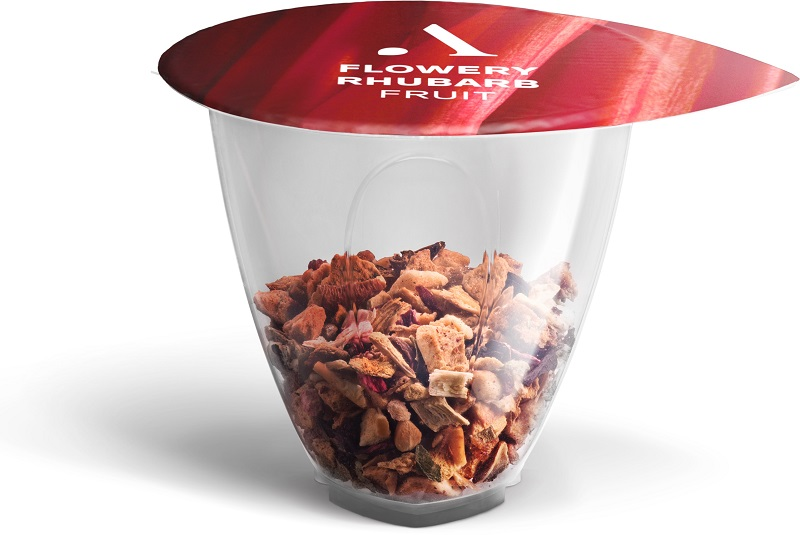 World's first circular polypropylene tea capsules