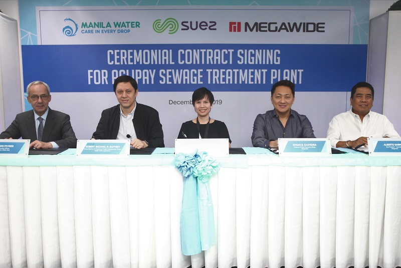 Suez wins new contract to support wastewater treatment development in Metro Manila