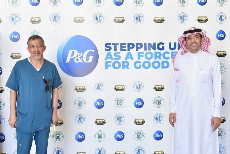 P&G donates 1 million masks to Saudi Health Endowment Fund