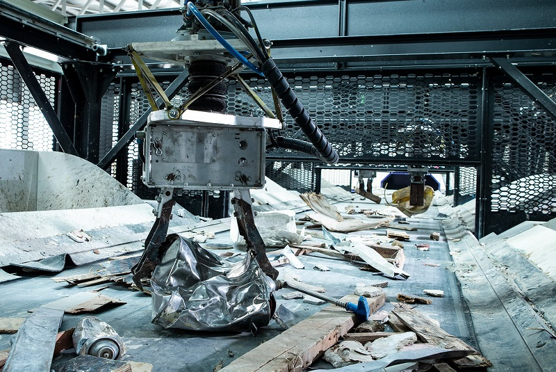 Eberhard Group, ZenRobotics partner to build innovative AI-driven recycling plant