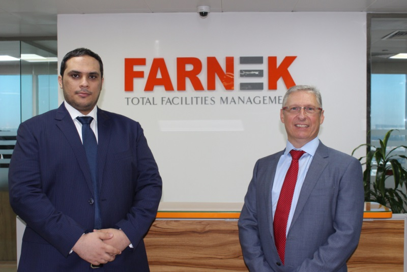 Farnek makes new appointments in Abu Dhabi to increase growth