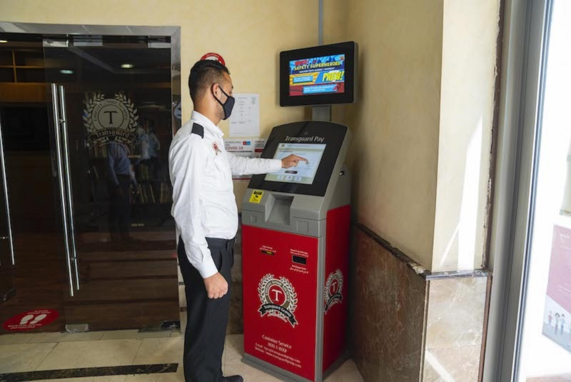 Transguard Group launches self-service payment kiosks