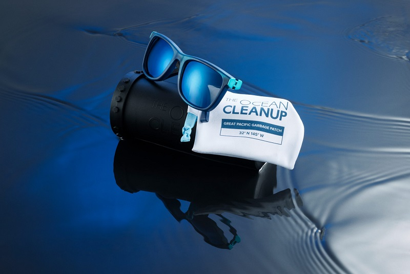Ocean Cleanup, DNV GL collaborate to produce sunglasses using recovered ocean plastic standard