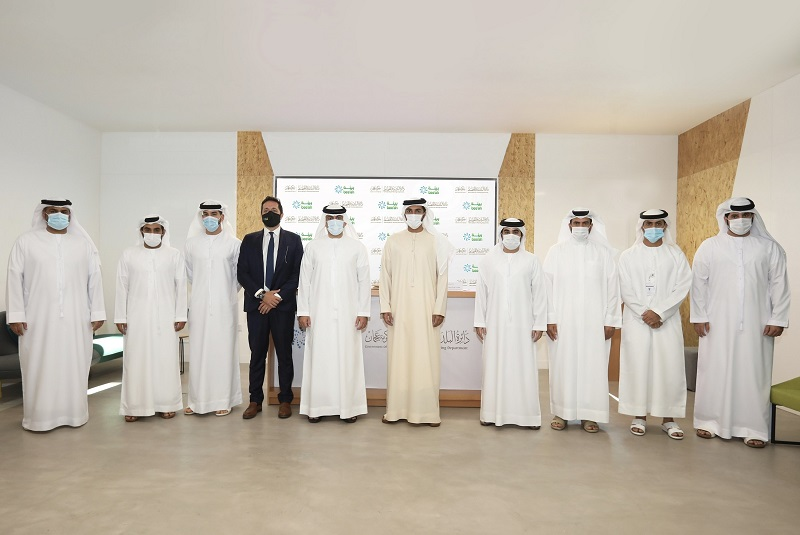 Ajman Municipality & Planning partners with Bee'ah to enhance city cleaning, waste and pest management in city centre
