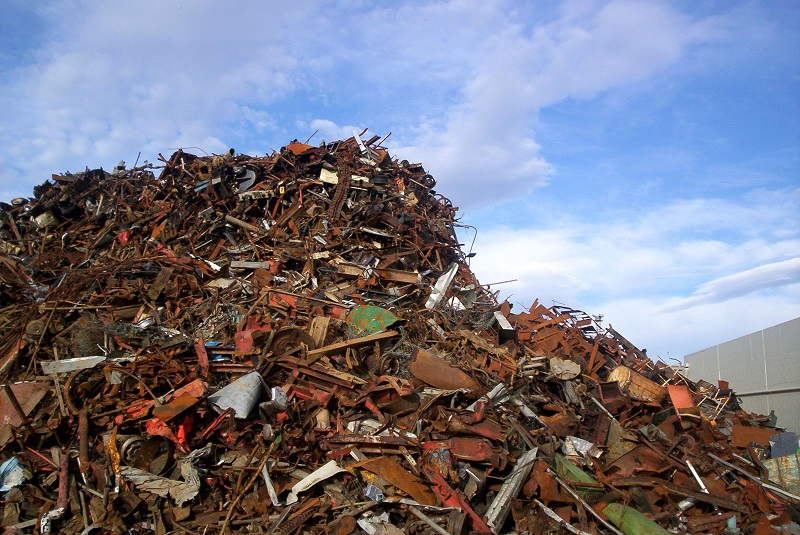 What's influencing the Indian metal recycling industry?