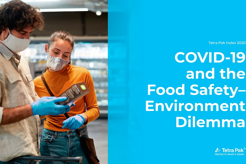 Study reveals food safety-environment dilemma fostered by Covid-19