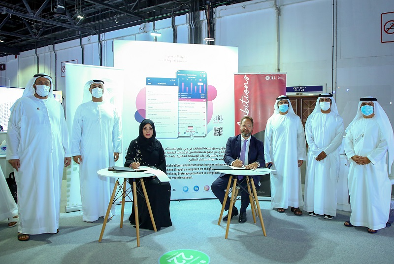 DLD & JLL to create Commercial Property Price Index for Dubai