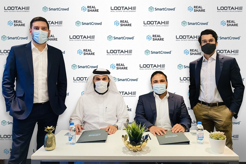 Lootah launches a real-estate investment platform that allows 'fractional ownership' of properties