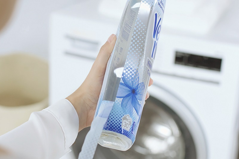 Henkel introduces 700 million bottles made of 100% recycled plastics in Europe