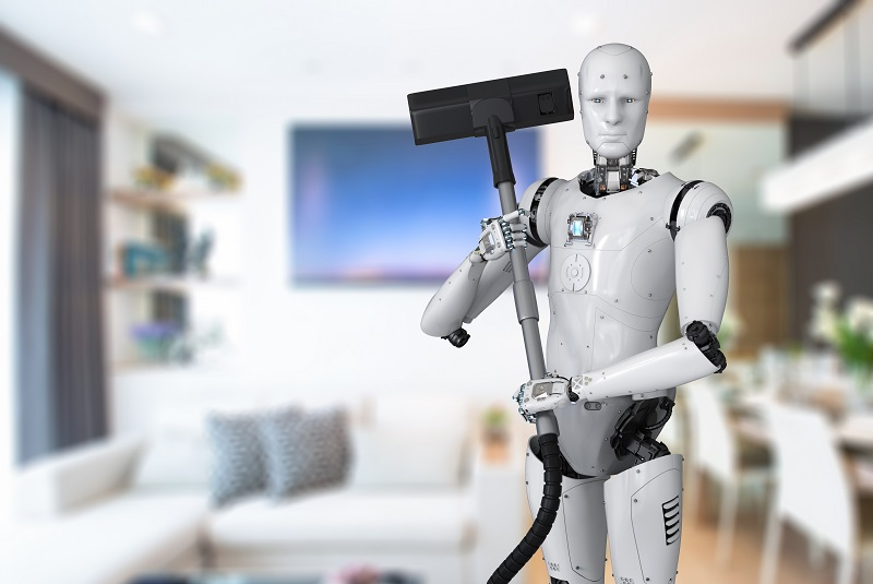 The cobotics of cleaning