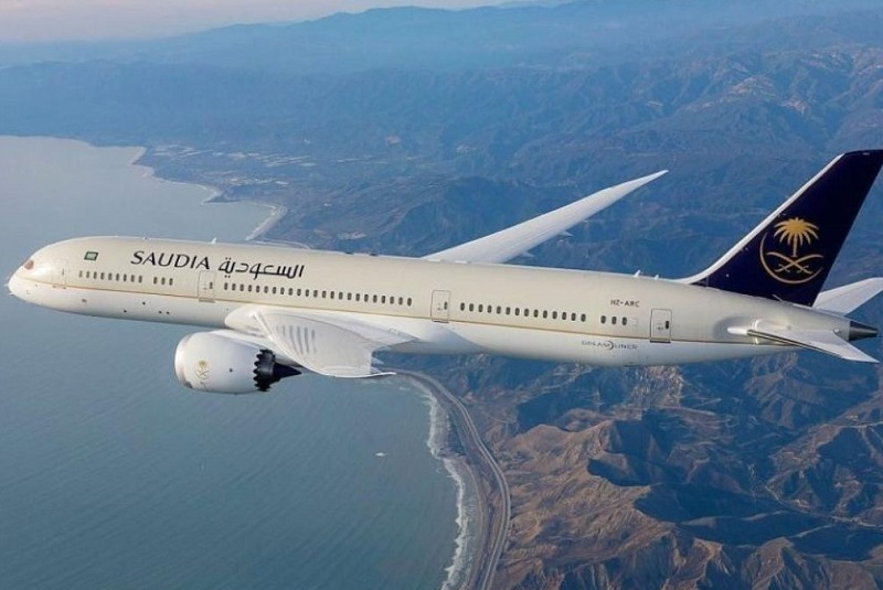 Saudi Arabian Airlines (Saudia) Ranked a Five-Star Global Airline by APEX USA