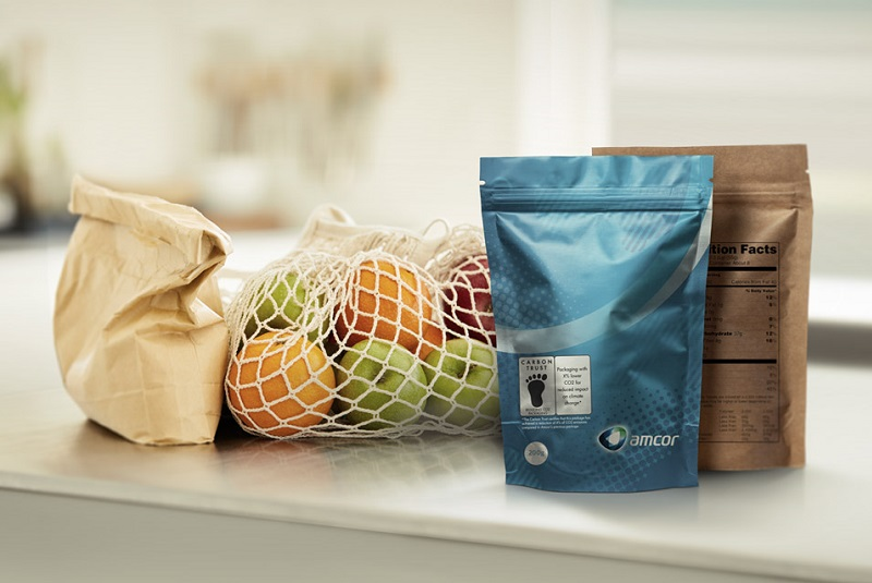 Amcor to help brands communicate packaging carbon footprint reductions through independent labelling