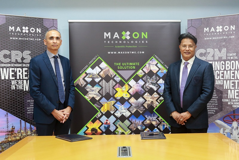 Al Shirawi Contracting Company joins hands with MAXON Technologies, USA