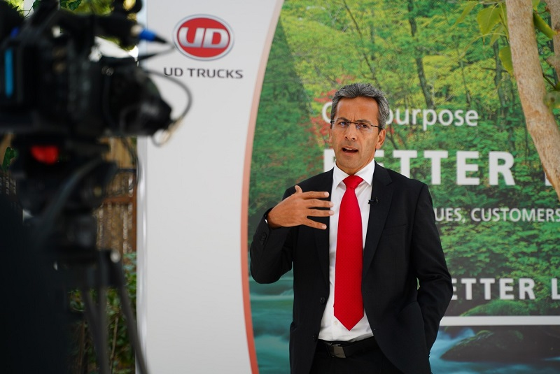 Positive sales growth in key markets drives strong performance for UD Trucks across MEENA region in 2020