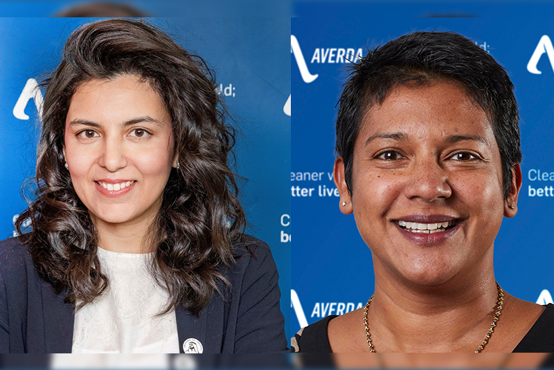 Averda appoints Mariam Ansari to lead plastics recycling and Brindha Roberts to lead sustainability