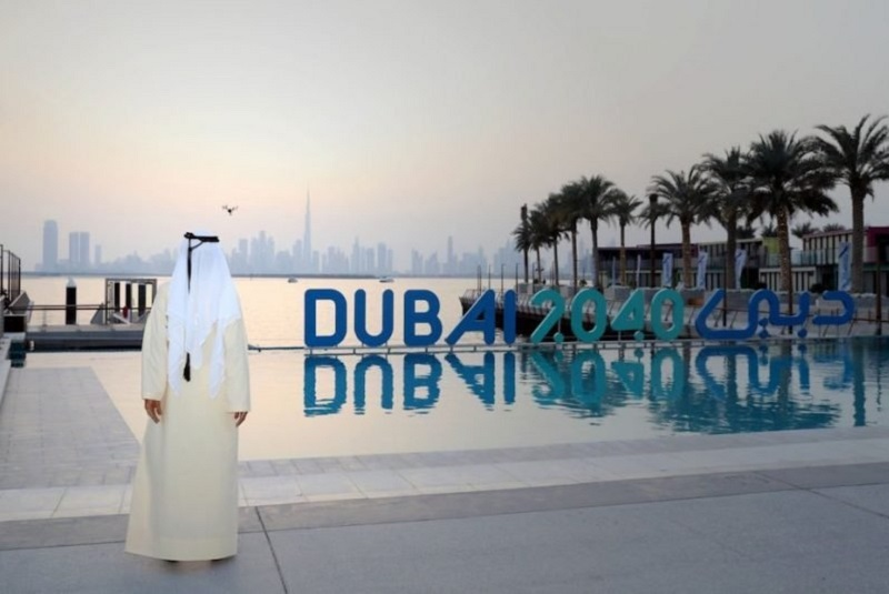 Ruler of Dubai launches 2040 Urban Master Plan
