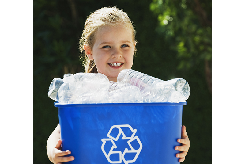 Mai Dubai partners with school recycling drive #Simply Bottles