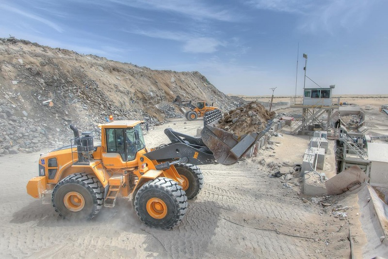 Tadweer Recycles 1,915,724 Tons of Construction & Demolition Waste in 2020