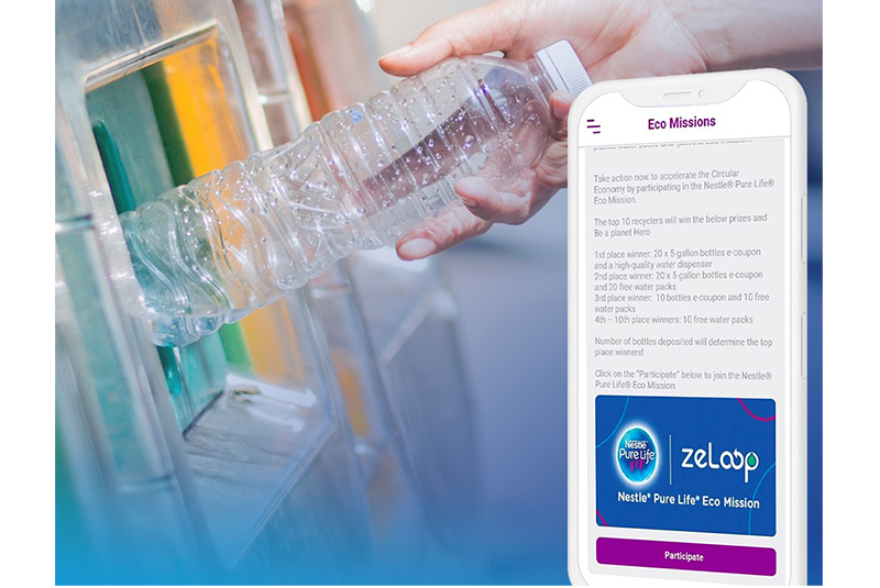 Nestlé, Zeloop partner to encourage recycling in the UAE