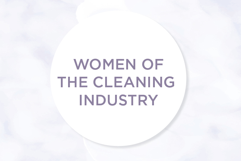 Women of the Cleaning Industry