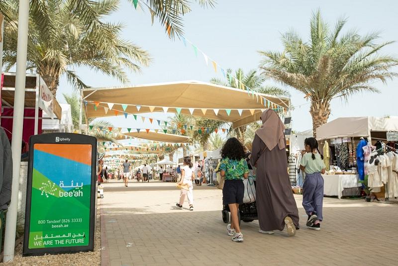 Bee'ah to provide waste management services at The Ripe Market