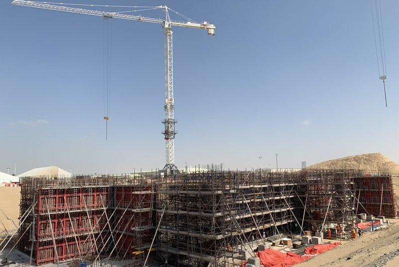 BESIX led-consortium and Dubai Municipality partner on waste-to-energy plant