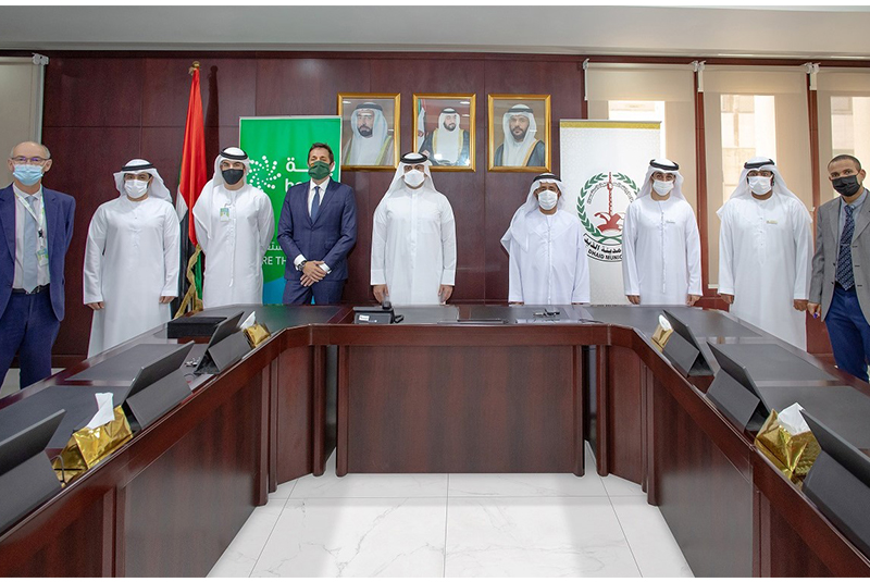 Al Dhaid Municipality appoints Bee'ah for city cleaning and waste management