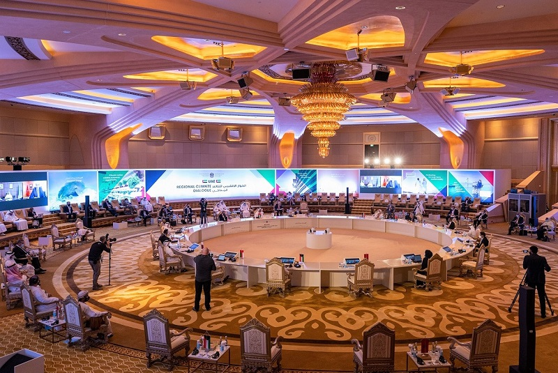UAE Regional Climate Dialogue Concludes, Group Statement Issued
