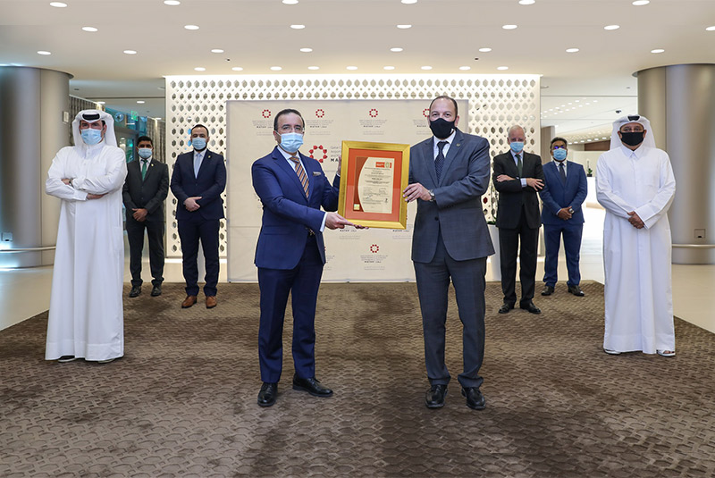 Hamad International Airport Achieves ISO Certification for its Security Management System