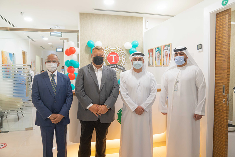 Transguard Group opens dedicated medical facility