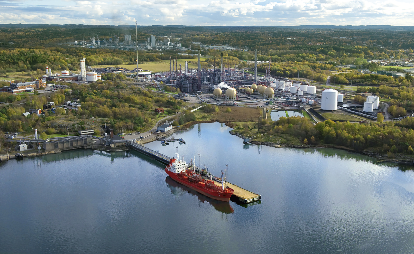 Borealis launches study for chemical recycling plant in Sweden