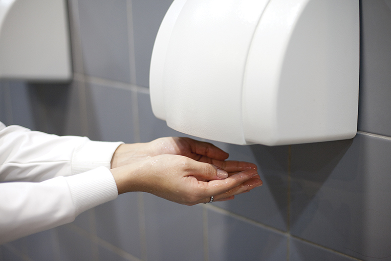 Hand Dryers - Yay or Nay?