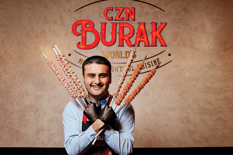 JLL signs agreement with acclaimed Turkish Restaurant CZNBURAK
