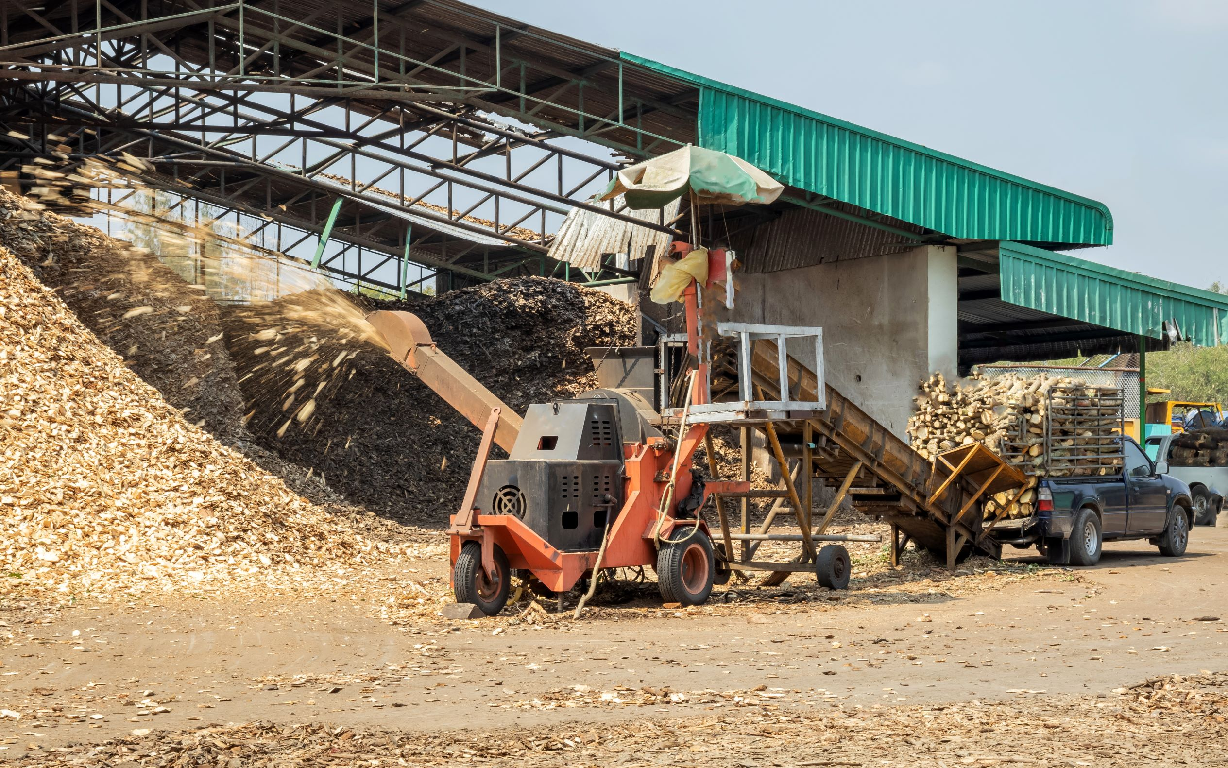 Tadweer opens licensing opportunities for wood waste recovery and recycling facilities
