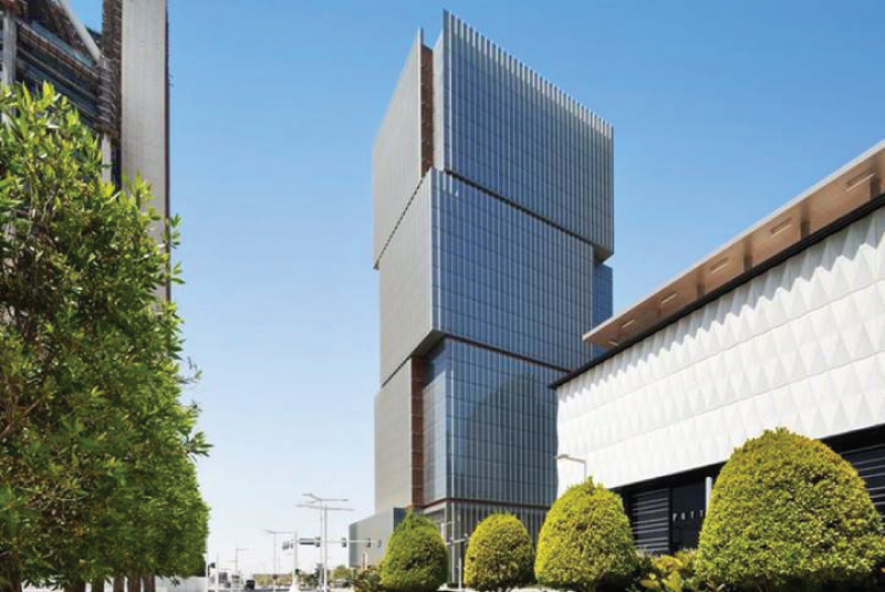 JLL exclusively appointed to sell Al Maryah Office Tower, an Offering in the Heart of Abu Dhabi
