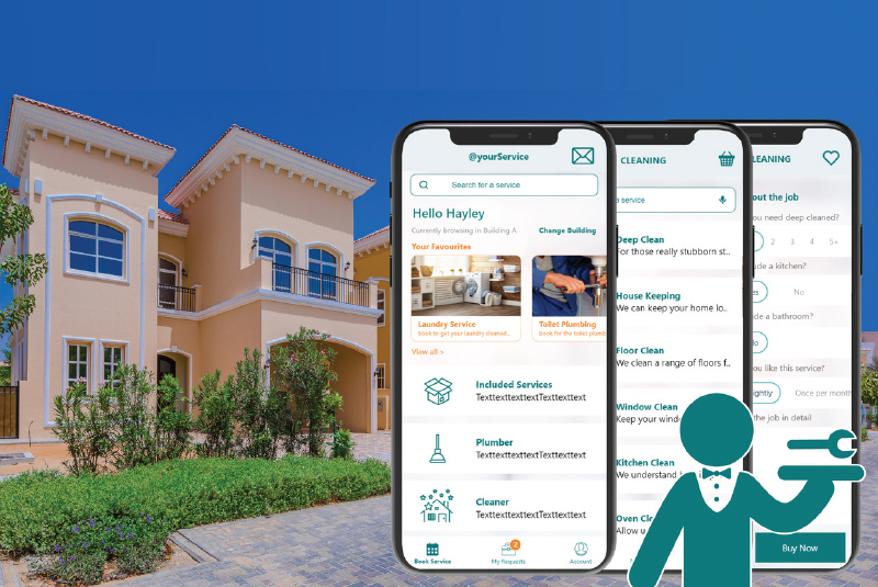 FSI ME launches @yourService app for workplace and residential customer engagement