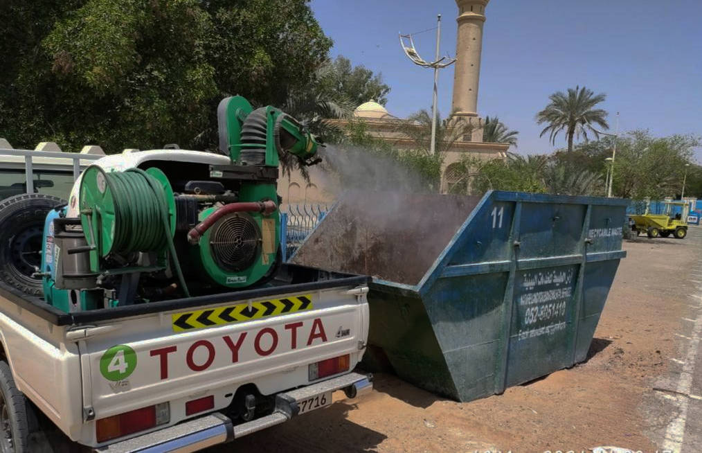 Tadweer Implements Integrated Action Plan for Eid Al Adha