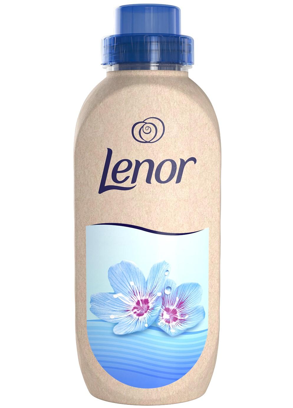 Procter & Gamble announces first Lenor paper bottle pilot