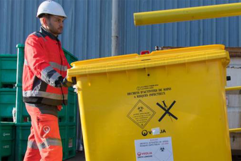 Tackling the growing challenge of hazardous waste in the region