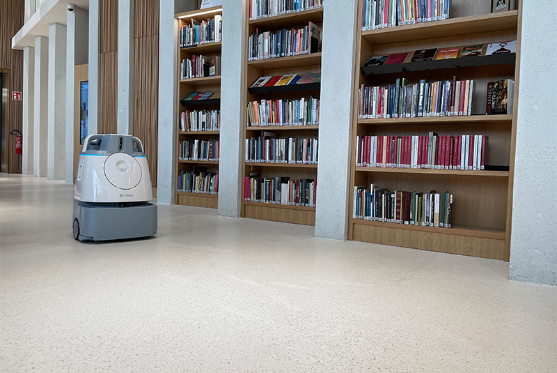 Why smart buildings need smart cleaning??
