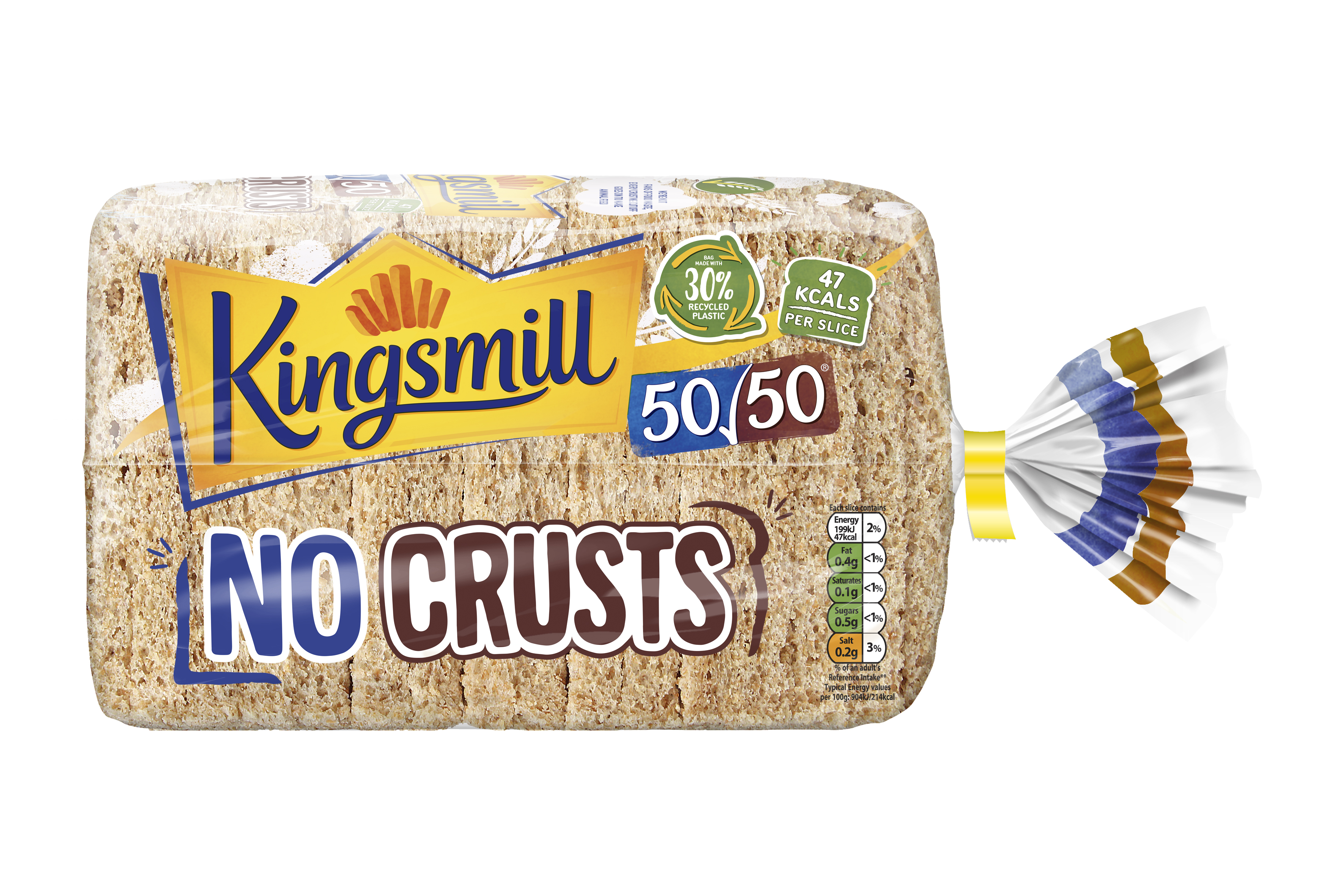 SABIC, St. Johns Packaging and Kingsmill launch bread bag based on recycled post-consumer plastic
