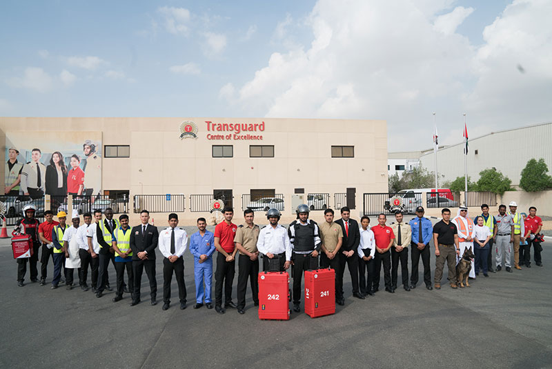 Transguard Group reveals upskilling of more than 35,000 employees