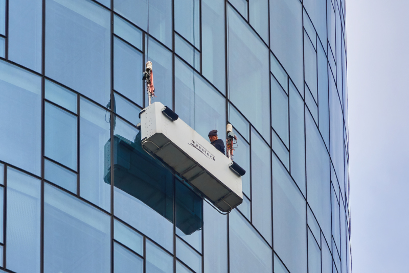 Facade  Cleaning Technologies