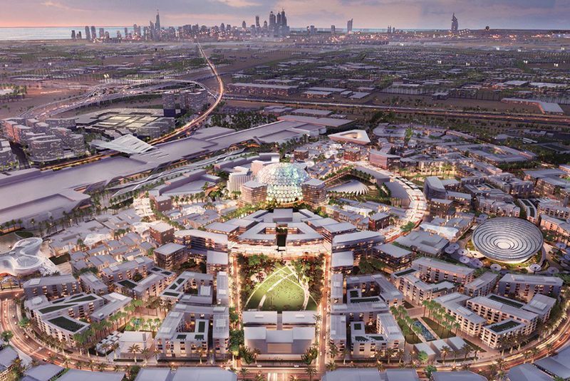 How will Expo 2020 influence the Community Management Industry?