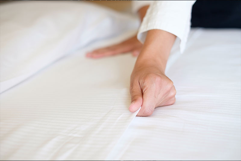 Dr. Linen to launch bed linen made of carbon neutral fibers for the hospitality industry